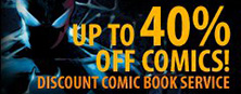 Discount Comic Book Service